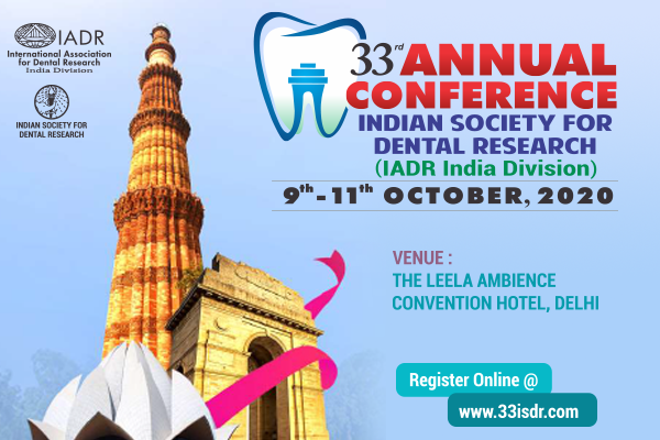 33rd ISDR Conference New Delhi